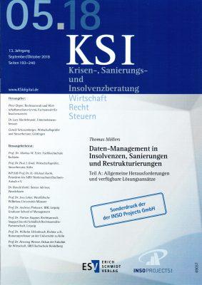 Veröffentlichung Datenmanagement