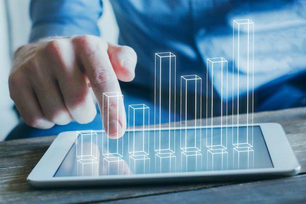 Die Digitalisierung der Restrukturierung macht die einfache Visualisierung von Daten möglich