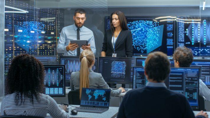 Teamwork im Daten-mangement ist essenziell