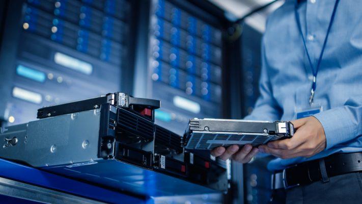 Datensicherung und Haftung
