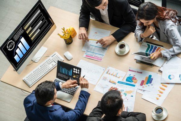 Ein Team kümmert sich um Datenqualität